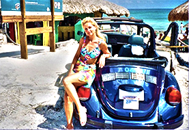 is it safe in cozumel or is cozumel safe for tourists to visit