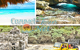 cozumel rental car for exploring Cozumel on your own