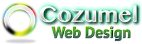 cozumel web design for designing websites as a web designer and optimizing websites for seo and online marketing, website designer