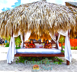 cozumel all inclusive day pass to the best cozumel resort for a day pass in cozumel mexico