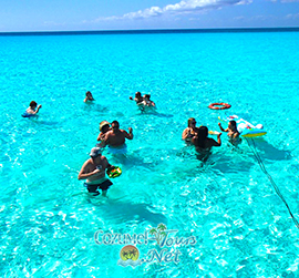 el cielo cozumel cielo party snorkel tour cozumel party boat