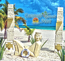 isla de pasion cozumel is a private all inclusive island day pass from passion island cozumel mexico